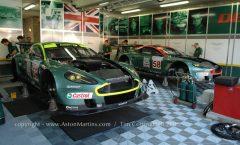 DBR9 - Aston Martin Racing