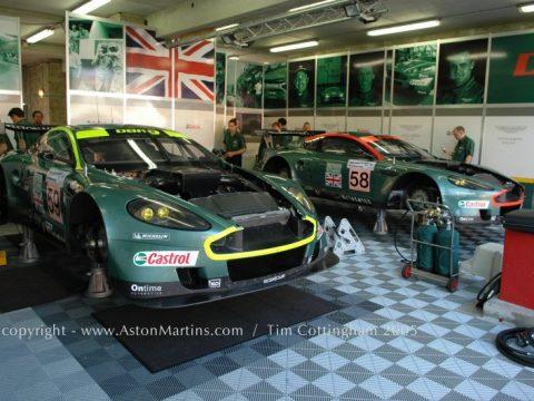 24 Heures du Mans 2005