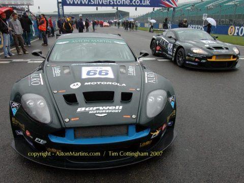 DBRS9 – Barwell Motorsport