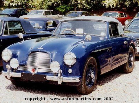 DB2/4 Mark II Drophead Coupe