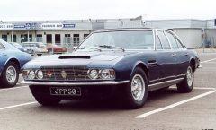 MP230 V8 Lagonda prototype