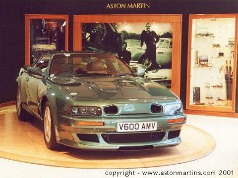 V8 Vantage Le Mans
