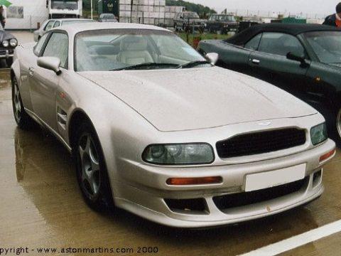 V8 Vantage V600
