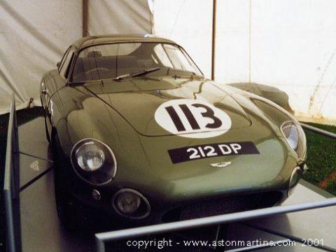 Project Car DP212