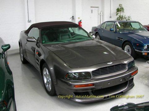 V8 Vantage Volante Special Edition