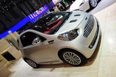 Cygnet City Car