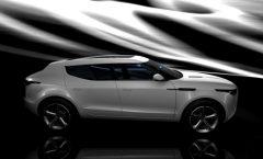 Lagonda Concept LUV