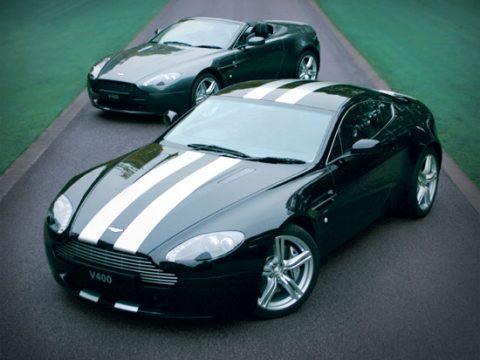 V8 Vantage V400 By Hwm 171 Aston Martins Com