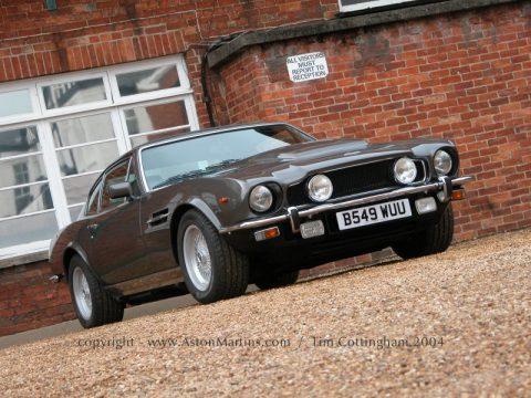 007 V8 Vantage / V8 Volante