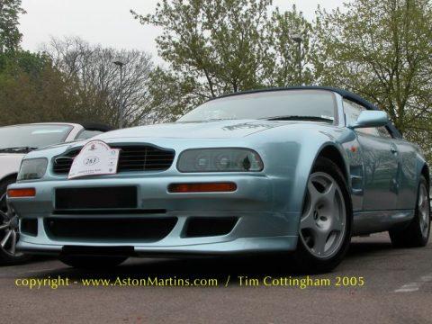 V8 Vantage Volante LWB