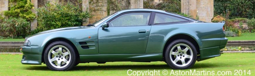 Aston Martin Vantage prototype DP2055/2
