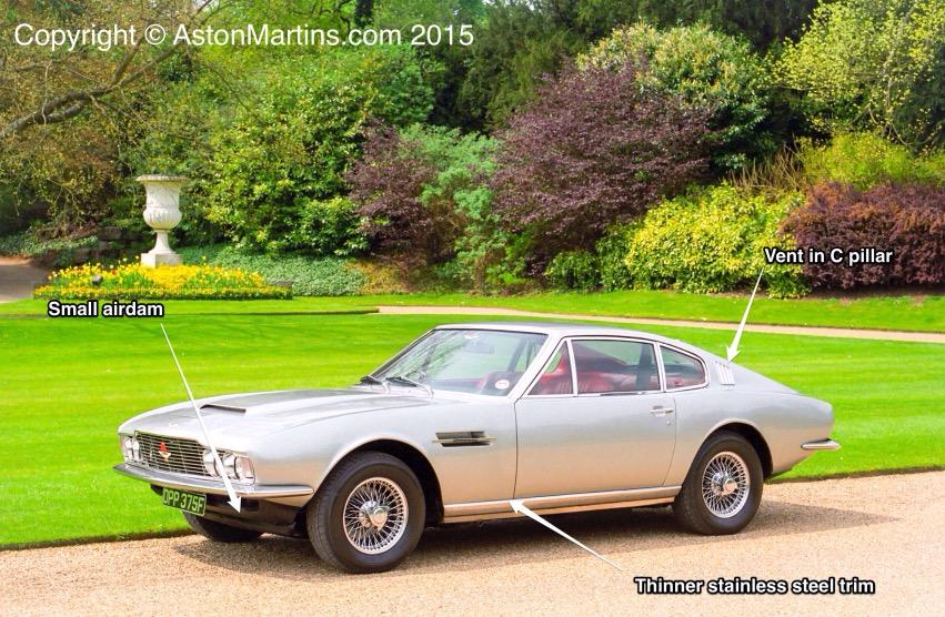 Aston Martin DBS Series 1