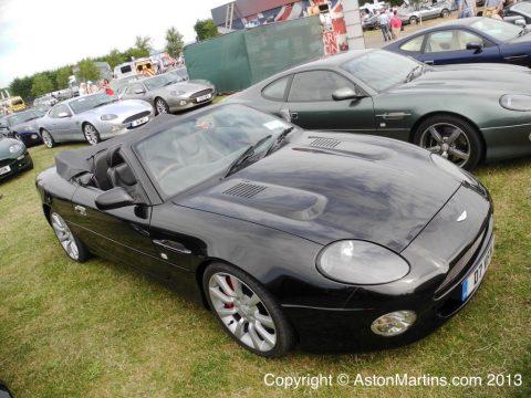 DB7 V12 Vantage Volante GTS II