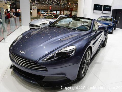 Vanquish Volante 'Q by Aston Martin'
