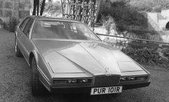 The 1976 Aston Martin Lagonda prototype, a new page