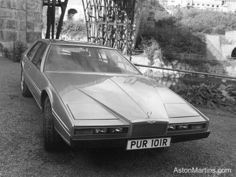 Aston Martin Lagonda Series 2 prototypes