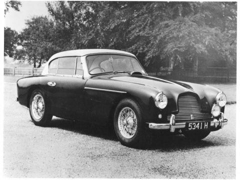 DB2/4 Fixedhead Coupe prototype