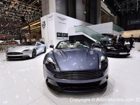 Vanquish Volante Q by Aston Martin