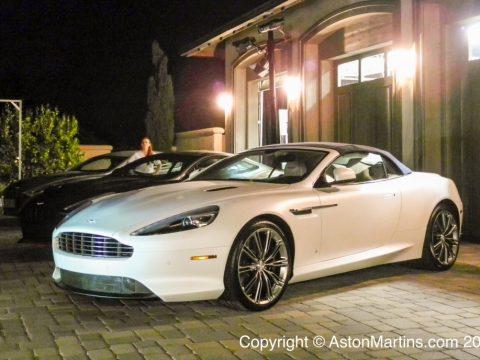 DB9 Volante 'Q by Aston Martin'