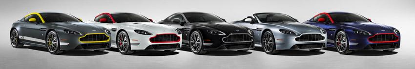 Aston Martin V8 Vantage GT 2014MY