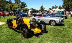S-type sports, 2 seater, a rare early Bertelli Aston Martin