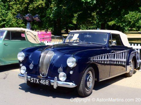 Lagonda 3 litre Drophead coupe