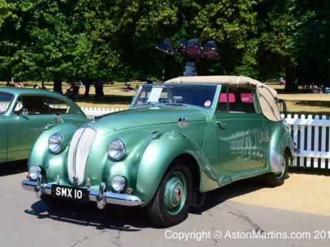 Lagonda 2.6 litre Drophead Coupe