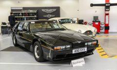 Tickford Lagonda, the ultra-rare wedge