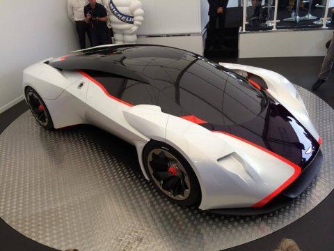 DP-100 Vision Gran Turismo unveilled