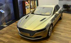Lagonda Taraf, exclusive photos from Geneva