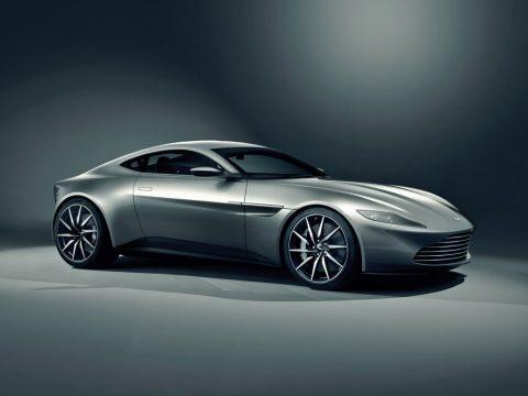 DB10 for 007 James Bond