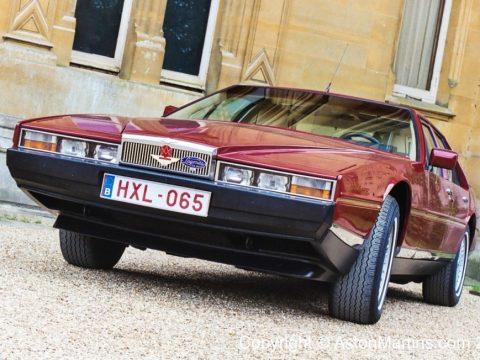 Lagonda Series 3