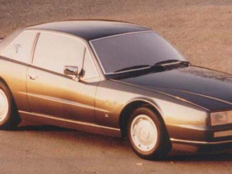 Zagato Lagonda Rapide DP2051