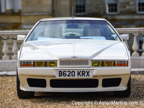 Luxury length Lagonda