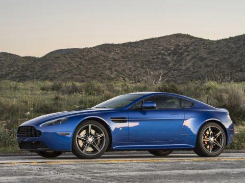 V8 Vantage GTS