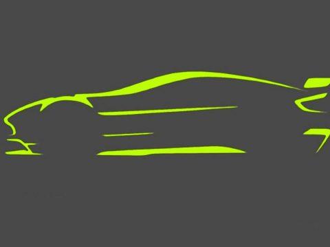 Vantage GT8 – coming soon?