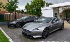 DB9 GT Bond Edition – new photos