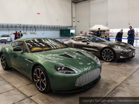 V12 Zagato Works Rebuilt