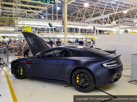 V12 Vantage S Red Bull Edition