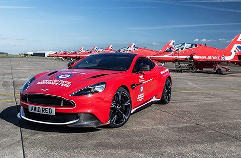 Win This Aston Martin