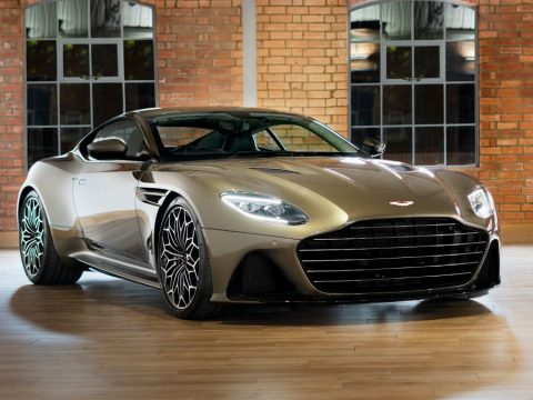 DBS Superleggera OHMSS Edition