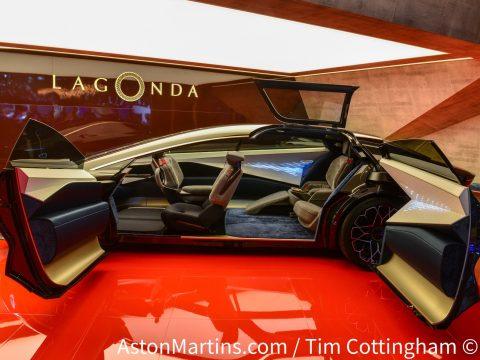 Lagonda 2nd Century Concepts