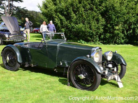 The oldest original pre-war Aston Martin – new photos